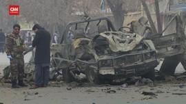 VIDEO: Bom Meledak di Afghanistan, Dua Polisi Tewas