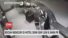 VIDEO: Bocah Mencuri di Hotel demi Isap Lem dan Main PS