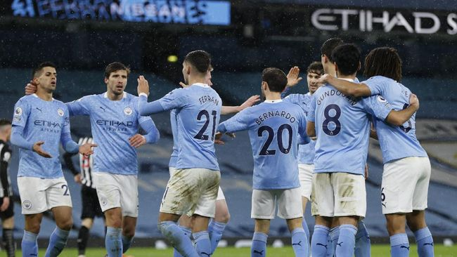 Man City Juara Liga Champions, Sekarang atau Tak Sama Sekali