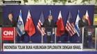VIDEO: Indonesia Tolak Buka Hubungan Diplomatik Dengan Israel