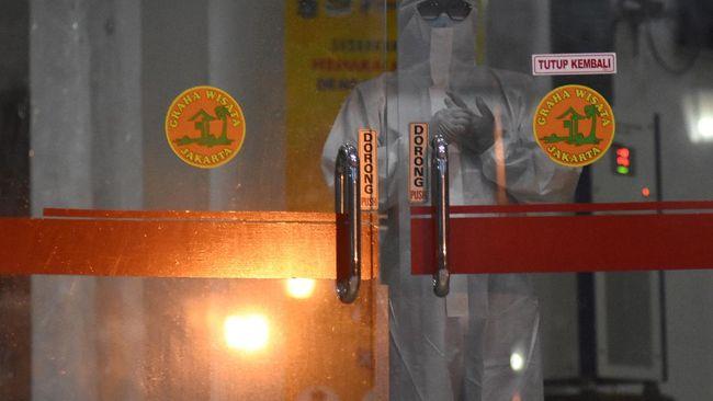 Jubir Satgas Covid-19 Bantul mengatakan santri yang terdeteksi positif melakukan isolasi mandiri, sementara telusur masih berlanjut.