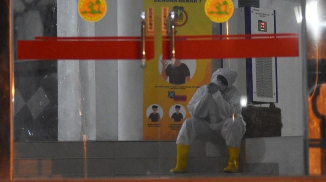 Sejuta Kasus Corona di Indonesia dalam Kurun 11 Bulan