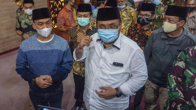 Menag Yaqut Cholil menyatakan Indonesia mampu menjadi barometer negara Islam karena memiliki penduduk muslim terbanyak, toleran, serta menghargai perbedaan.