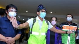 Sandi Diminta Luhut Bangkitkan Pariwisata di Tengah Pandemi