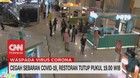 VIDEO: Cegah Sebaran Covid-19, Restoran Tutup Pukul 19.00 WIB