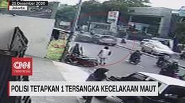 VIDEO: Polisi Tetapkan Satu Tersangka Kecelakaan Maut