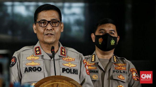 Kadiv Humas Polri Irjen Argo Yuwono mengatakan kasus sumbangan Rp2 triliun dari keluarga Akidi Tio tetap ditangani Polda Sumatera Selatan