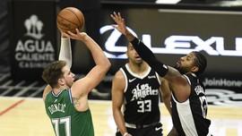 NBA: Clippers Alami Kekalahan Terburuk dalam Sejarah