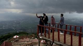 Ramai Kerumunan, Objek Wisata di Garut Ditutup Sementara