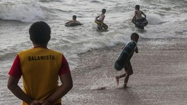 Warga dari Luar Daerah Dilarang ke Tempat Wisata Banten