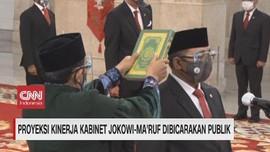 VIDEO: Proyeksi Kinerja Kabinet Jokowi-Ma'ruf