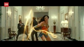 VIDEO: Box Office Hollywood Pekan Ini, Wonder Woman 1984