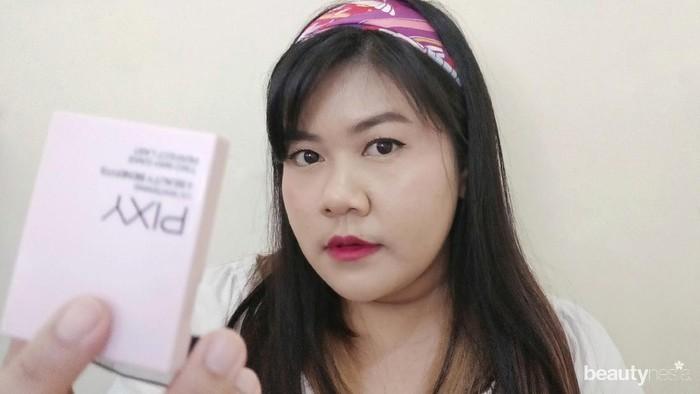 Tutorial Makeup Untuk Festive Season dari Editor Beautynesia, Cuma Pakai Satu Brand yang Super Terjangkau!