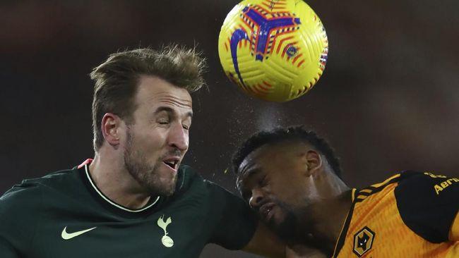 Pelatih Tottenham Hotspur Jose Mourinho mengaku kecewa dengan ketidakmampuan timnya mengalahkan Wolverhampton Wanderers.