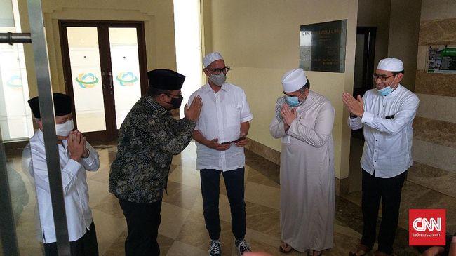 Rabithah Alawiyah merupakan organisasi yang menaungi keturunan langsung Nabi Muhammad di Indonesia, resmi jadi perkumpulan legal pada 1928.