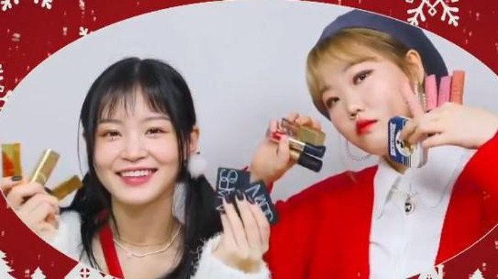 8 Step Korean Holiday Makeup ala Lee Hi dan Lee Suhyun 'AKMU'