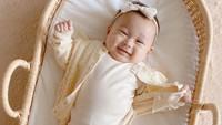 <p>Enggak terasa ya, baby Rumi yang lahir di masa pandemi ini sudah masuk usia empat bulan. (Foto: Instagram @dianpelangi)</p>