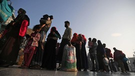 Bangladesh Pindahkan Pengungsi Rohingya ke Pulau Terpencil