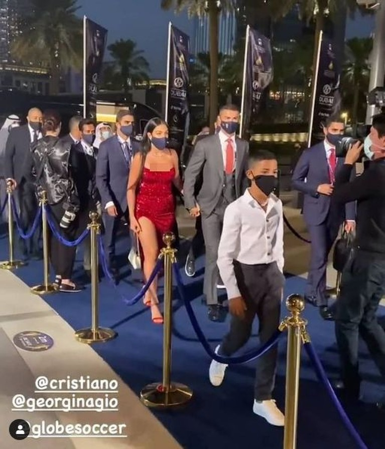 Georgina Rodriguez dan Cristiano Ronaldo
