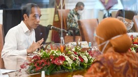 Jokowi Ungkit Subsidi Pupuk Rp33 T, Hasil Dipertanyakan
