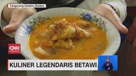 VIDEO: Kuliner Legendaris Betawi