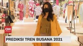 VIDEO: Prediksi Tren Busana 2021