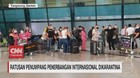 VIDEO: Ratusan Penumpang Internasional Dikarantina