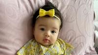 <p>Bayi berjenis kelamin perempuan itu pun diberi nama Cara Rose Kanaya Nainggolan. (Foto: Instagram @riantic)</p>