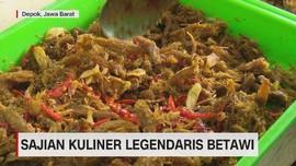 VIDEO: Sajian Kuliner Legendaris Betawi