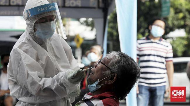 Kasus positif virus corona masih terus bertambah dari hari ke hari. Per Minggu (24/1), kasus Covid-19 bertambah 11.788 orang.