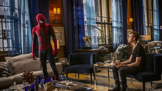 Sahur in The Movies Trans TV pada Minggu (18/4), akan menayangkan Amazing Spider-Man 2 (2014) pada pukul 02.30 WIB.