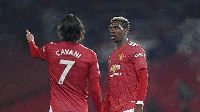Manchester United dibayangi rapor buruk saat dijamu Liverpool pada pekan ke-19 Liga Inggris di Stadion Anfield, Minggu (17/1).