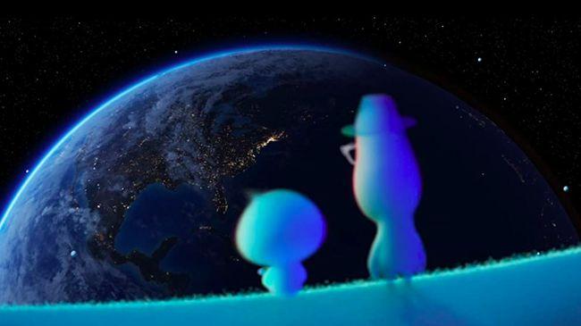 Pixar dan Disney menyuguhkan film sederhana namun sangat bermakna serta menggugah emosi lewat Soul.