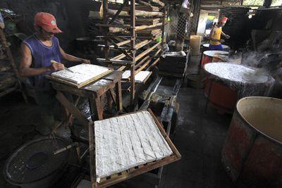 Update Terbaru, Harga Tahu Tempe Naik, Mentan Kejar Produksi Kedelai 200 Hari