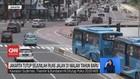 VIDEO: Jakarta Tutup Sejumlah Ruas Jalan di Malam Tahun Baru