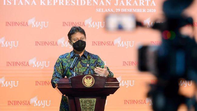 Selain Sinovac, Indonesia sudah memesan vaksin corona dari Novovax dan Astrazeneca sebanyak 50 juta dosis.