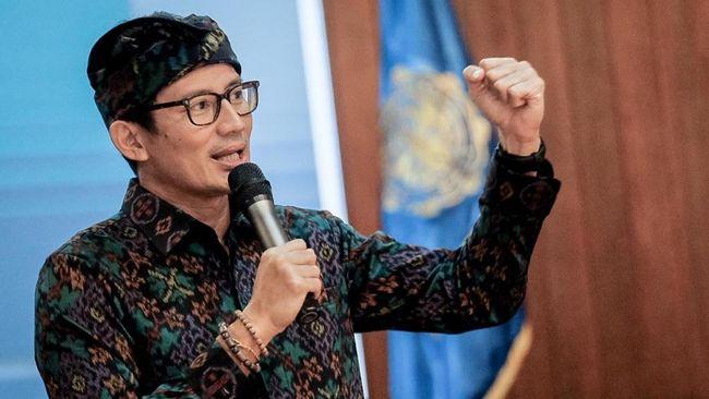 Menteri Pariwisata dan Ekonomi Kreatif, Sandiaga Uno, mendorong agar dangdut masuk dalam daftar warisan tak benda UNESCO.