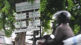 BNPT Klaim Pemblokiran Rekening FPI Tak Salahi Aturan