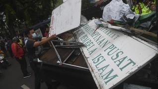 Bank Syariah Mandiri Blokir Rekening FPI atas Perintah PPATK