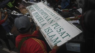 Rekening FPI Diblokir, OJK Sebut Sesuai Aturan BI