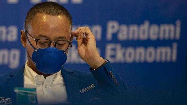 Sekretaris Jenderal PAN Eddy Soeparno mengatakan partainya tidak menutup kemungkinan akan mengusung kader untuk maju di Pilpres 2024 mendatang.