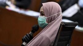 Ayah Jaksa Pinangki Wafat, Sidang Pembacaan Pleidoi Ditunda