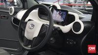 Toyota Bidik Produksi 9,2 Juta Kendaraan Global 2021