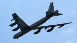Dua Pesawat Pengebom AS Masuk Teluk Persia