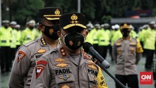 Kapolda Metro Klaim Kampung Tangguh Jaya Mampu Tekan Covid-19