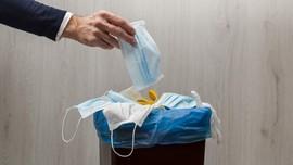 Sampah Masker Bekas di DKI Capai 1.538 Kilogram