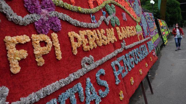 Warga di Medan menyambut baik pembubaran FPI usai organisasi itu dilarang pemerintah pada Rabu (30/12).