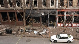 Kekasih Ungkap Pelaku Ledakan Nashville Rakit Bom di 2019