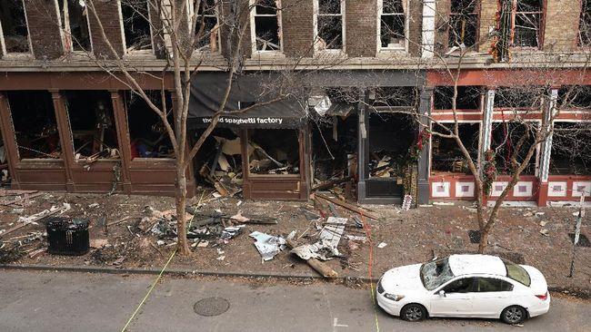 Pamela Perry, kekasih pelaku pemboman di Nashville, AS pekan lalu mengungkap jika Anthony Warner merakit bom pada 2019 lalu.