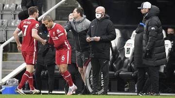Jurgen Klopp belum bisa memastikan posisi Thiago Alcantara saat Liverpool melawan Southampton pada lanjutan Liga Inggris.